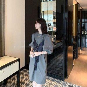 Korean dress, vintage dress, mini dress